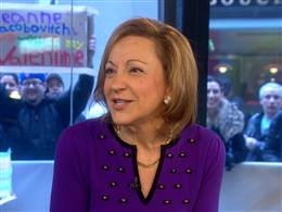 On the TODAY show reporting on a study about gratitude